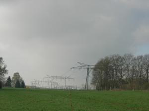 Ominous landscape