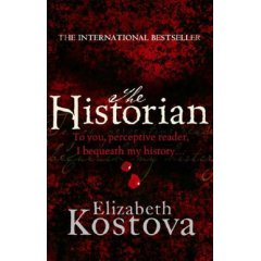 book cover 3 the historian