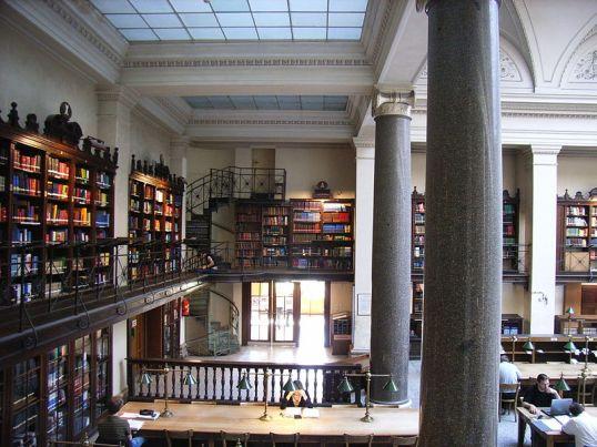 Wirtschaftsuni, Wien. Photo credit: Paulo Budroni.