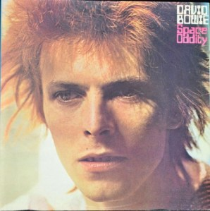 Space Oddity Album Cover 1.