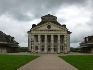 Saline Royale, Arc-et-Senans