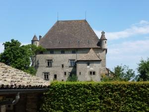 Chateau, Yvoire.