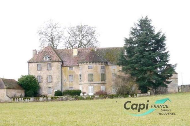 Chateau near Dijon, Capifrance.fr