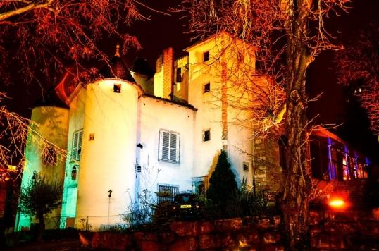 Chateau in Lyon, www.affinityprestige.ch