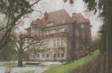 Chateau du Signal near Lausanne, photo: Sabine Papillaud, 24heures.ch