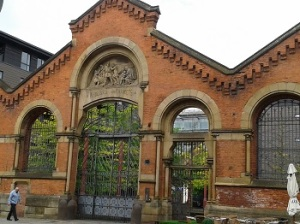 Manchester, former fish market.