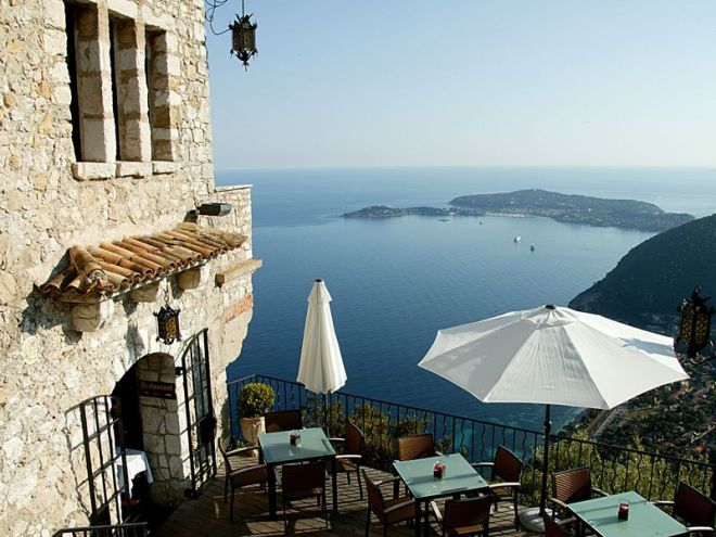 Eze, South of France. www.chateaueza.com