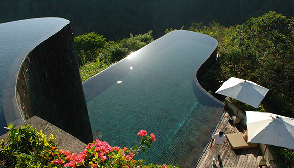 Dream-like resort in Ubud, Bali. http://hanginggardensubud.com/gallery/