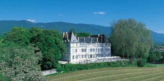 Chateau de Divonne.
