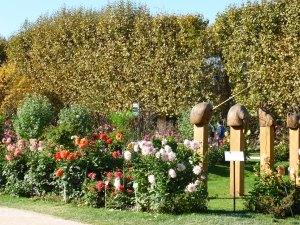 Jardin des Plantes (botanical garden).