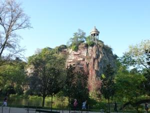 Parc des Buttes Chaumont.