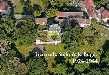 Gertrude Stein's refuge from Paris during WW2, Bilignan near Belley. From Tourisme Belley-Bas-Bugey website.