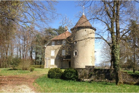 Chateau de Grilly, Agence-clerc.fr