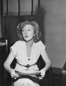 Martha Gellhorn, from The New Yorker.