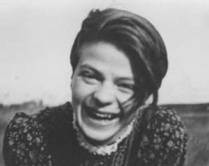 Sophie Scholl, from the German National Archives.
