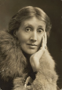 Virginia Woolf, from German Wikipedia site.