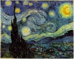 Starry Sky, from vangoghgallery.com