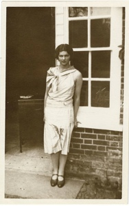 Rosamond Lehmann in her youth, from the Frances Partridge archive, The Guardian.