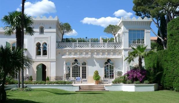 Villa Mauresque, Cap Ferrat.