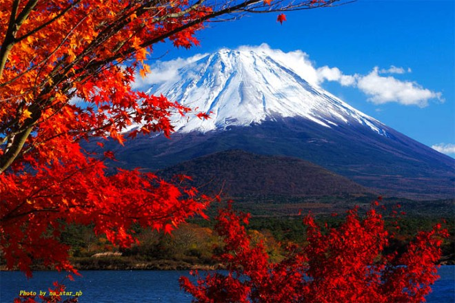 Quintessential Mount Fuji, from Urban-Review.com