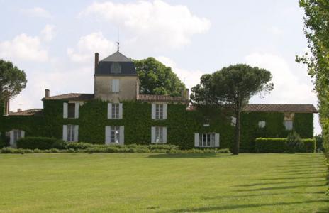 Francois Mauriac's home Malagar. From malagar.aquitaine.fr