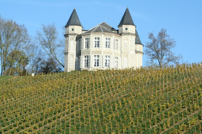 Chateau Bizanos in the Pyrenees-Atlantiques, from communes.com
