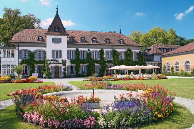 Chateau de Bossey, from nyon-region.ch