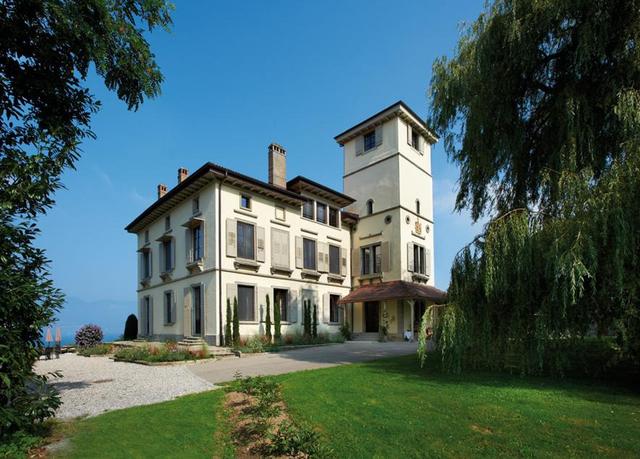 Chateau de la Corbiere, from 24heures.ch