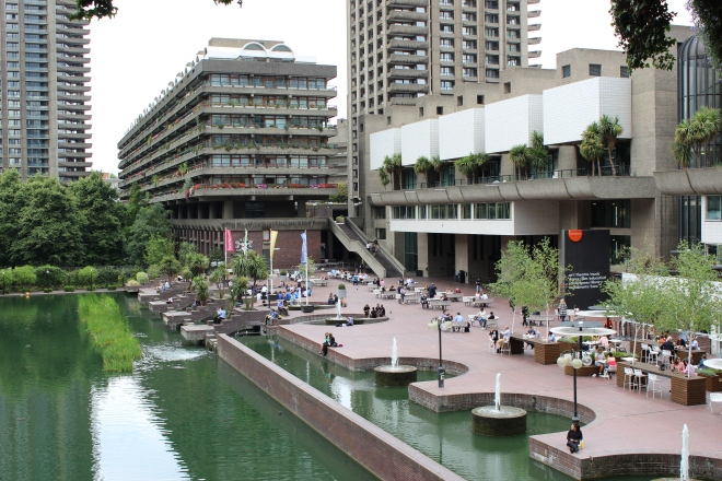 Barbican Centre, from euron.co.uk