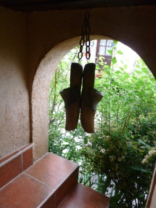 Hanging my (writing) clogs up for a few weeks... Wish me luck!