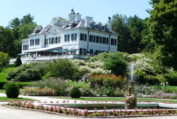 Edith Wharton's house The Mount in Lenox, MA, organises 2-3 week residencies for women writers of 'demonstrated accomplishment'.