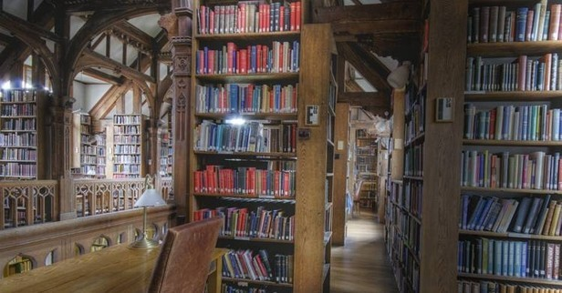 Gladstone Library in North Wales operates a bed and breakfast, as well as a Writers in Residence Programme.