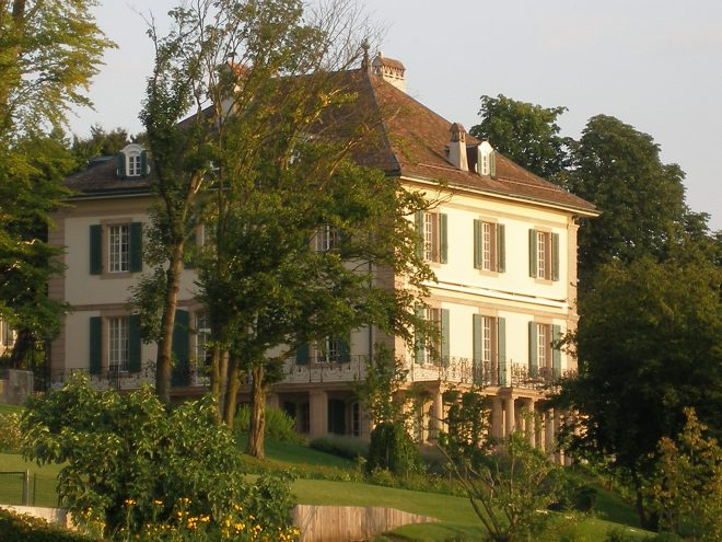 Villa Diodati, Geneva