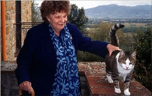 Friday Fun Iconic Writers And Their Cats Findingtimetowrite